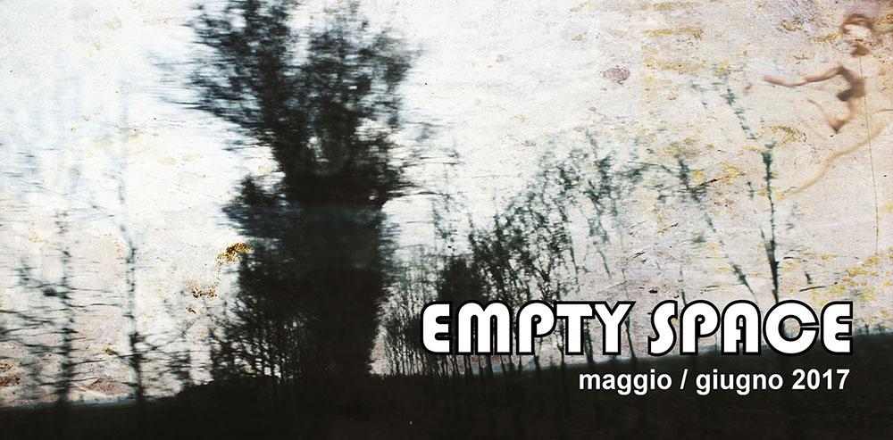 """VolereVolare maggio / giugno 2017 """"Empty space"""""""