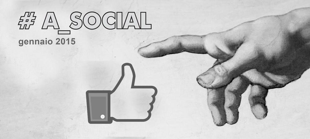 """Volere Volare gennaio/febbraio 2015 """"A_social"""""""