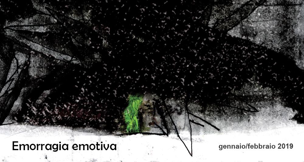 """VolereVolare gennaio/febbraio 2019 """"Emorragia emotiva"""""""